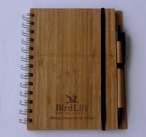Bamboo Notebook Laser BLSA logo
