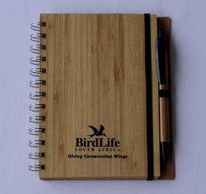 Notebook Screen BLSA Logo