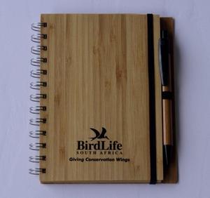 Notebook Screen BLSA Logo