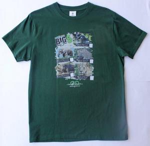 Big 5 Bottle Green Tshirt