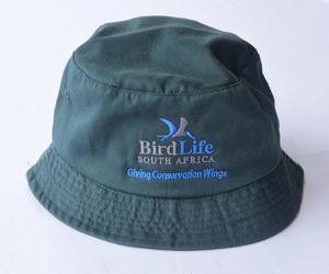 Floppy Hat Green BLSA Logo