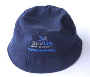 Floppy Hat Navy BLSA Logo